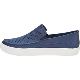 Crocs CitiLane Roka Slip-on Slippers Herren navy/white